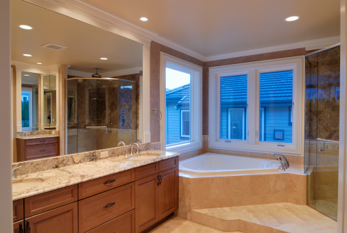Painting Bathroom Cabinets Lincoln CA | Residential Painting