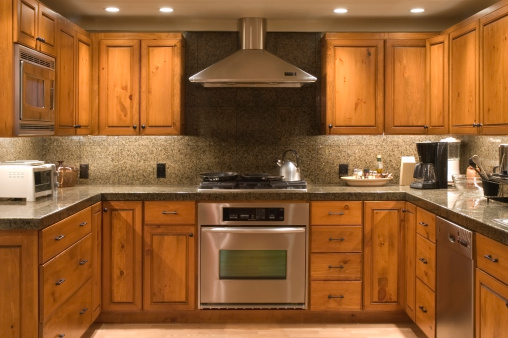 Refinishing Kitchen Cabinets Lincoln CA - Painter
