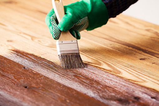 Refinishing Redwood Decks Pleasant Grove CA